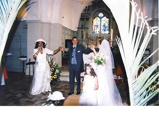 Animation gospel pour un mariage